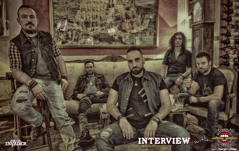 Metal Invader interview